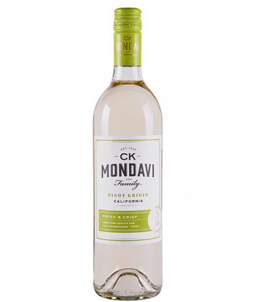 C.K. Mondavi Pinot Grigio 750ml NV