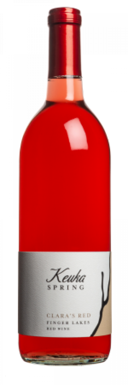 2020 Keuka Spring Clara's Red 750ml