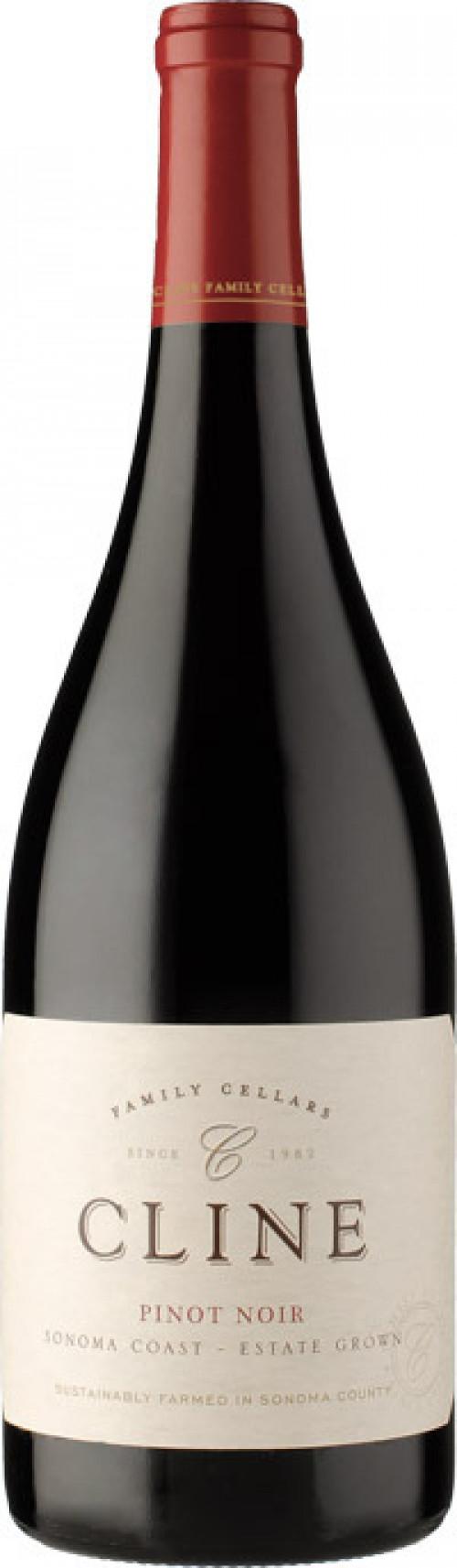 2019 Cline Sonoma County Pinot Noir 750ml