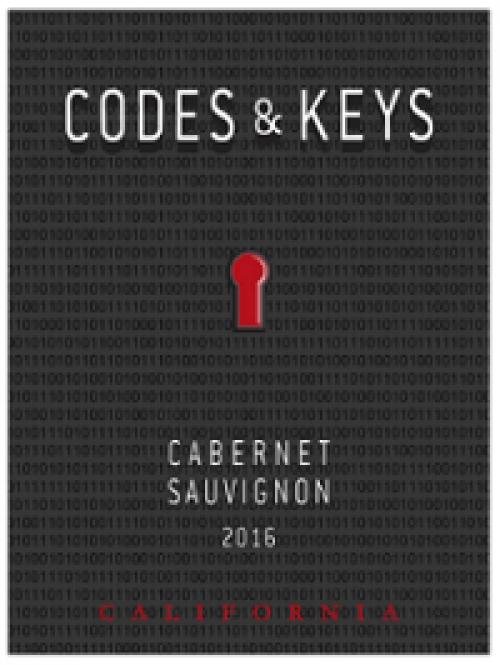 Codes & Keys Cabernet Sauvignon 750ml NV
