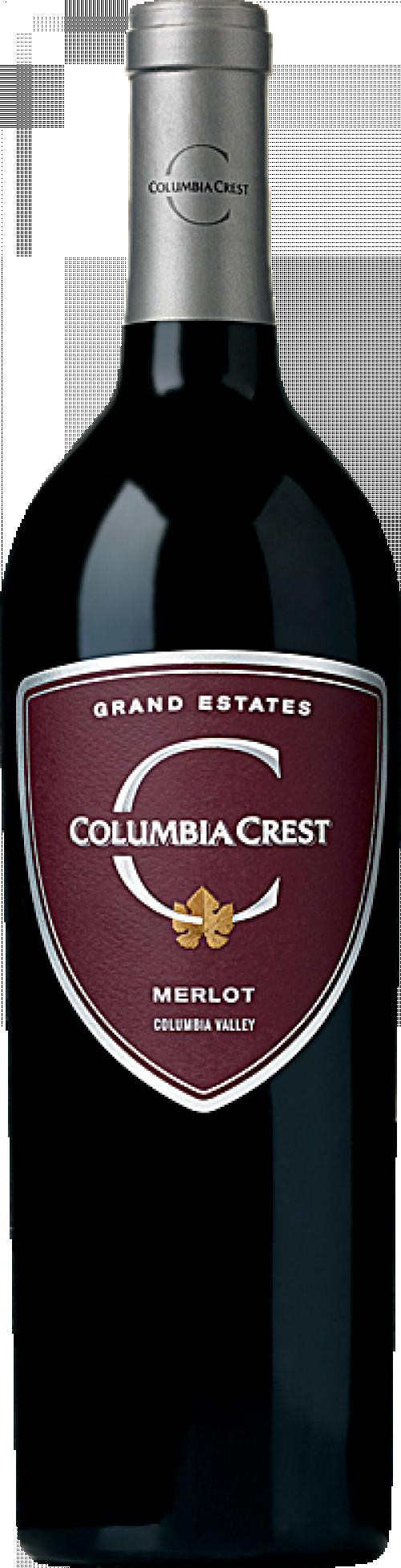 2016 Columbia Crest Grand Estates Merlot 750ml
