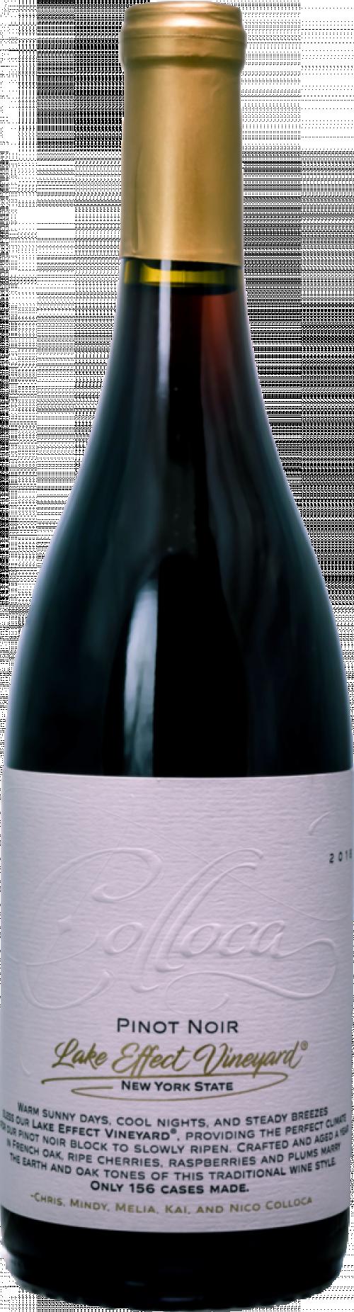 2018 Colloca Lake Effect Pinot Noir 750ml