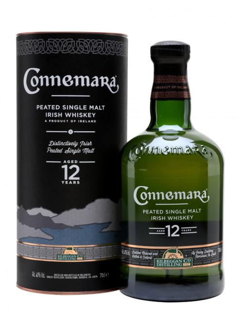 Connemara Peated 12Yr Irish Whiskey 750ml