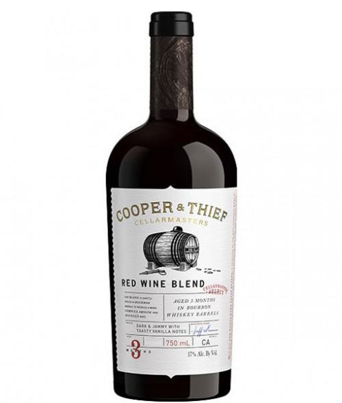 2019 Cooper & Thief Red Wine 750ml