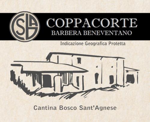 Coppacorte Barbera 750ml