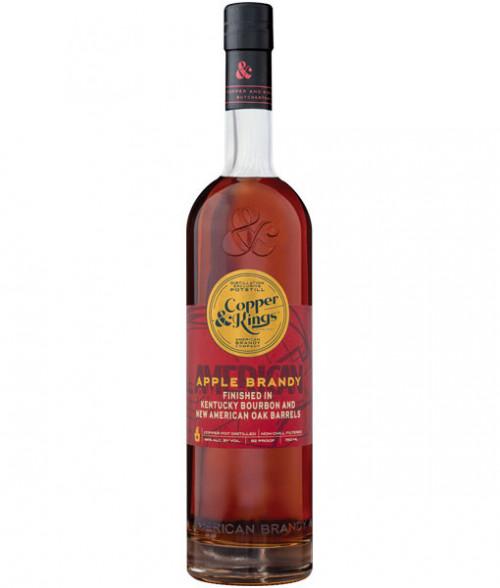 Copper & Kings Craft Apple Brandy 750ml