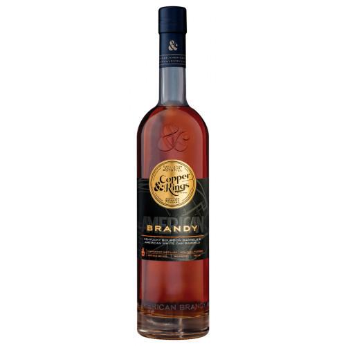 Copper & Kings American Craft Brandy 750ml
