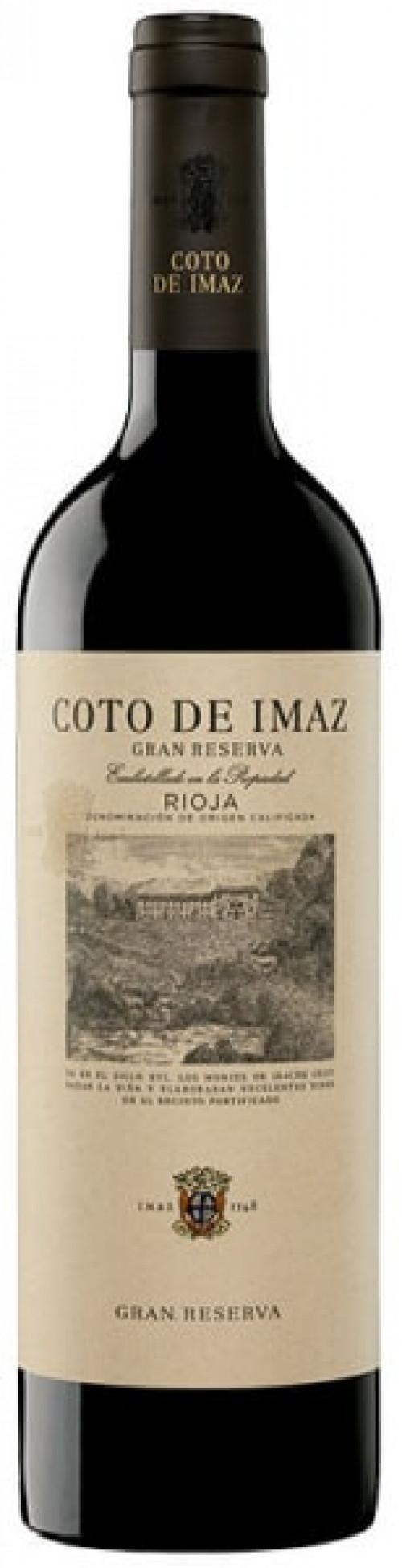 2012 El Coto Coto De Imaz Gran Reserva 750ml