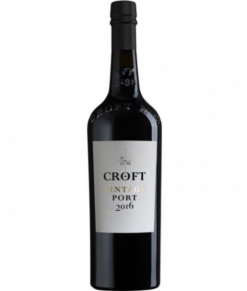 Croft 2016 Vintage Port 750ml