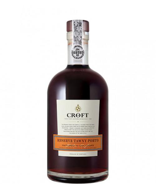 Croft Reserve Tawny Porto 750ml NV