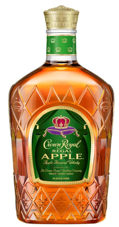 Crown Royal Regal Apple Canadian Whisky 1.75L