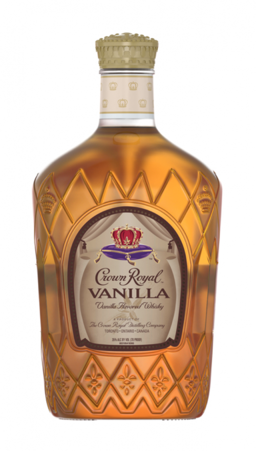 Crown Royal Vanilla Flavored Canadian Whisky 1.75L