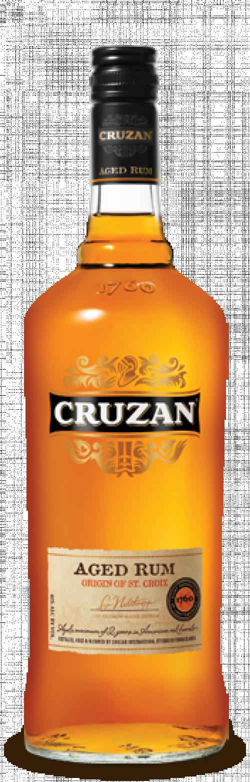 Cruzan Aged Dark Rum 1L