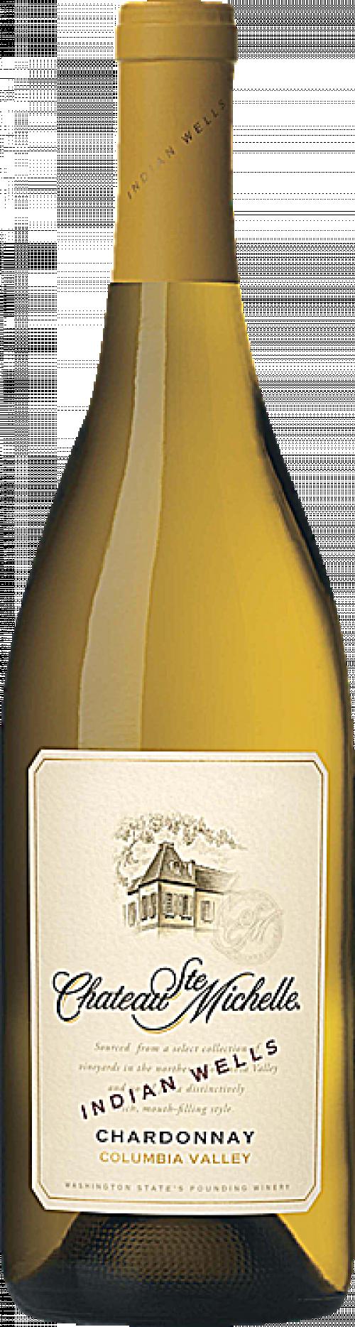 2019 Chateau Ste Michelle Indian Wells Chardonnay 750ml