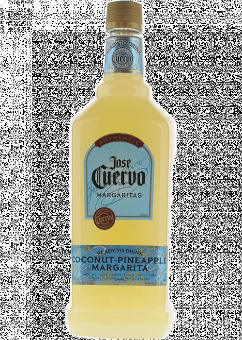 Cuervo Authentic Coconut/Pineapple Margarita 1.75L