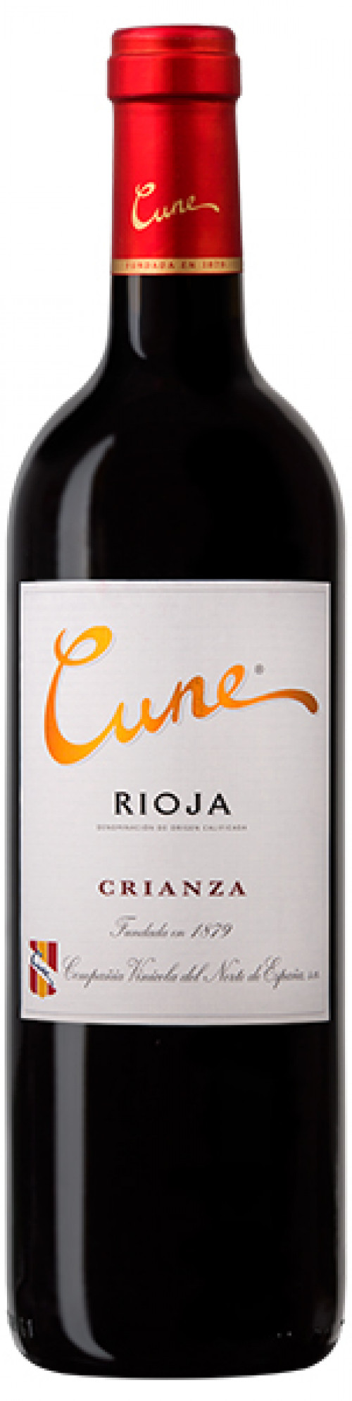 2017 Cune Rioja Crianza 750ml