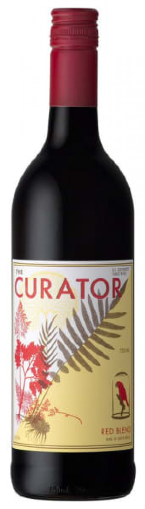 2019 The Curator Red Blend 750ml