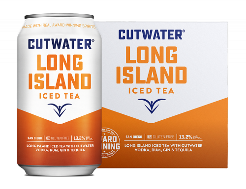 Cutwater Long Island Iced Tea 4Pk 355ml Cans