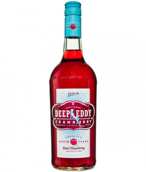 Deep Eddy Cranberry Vodka 1L