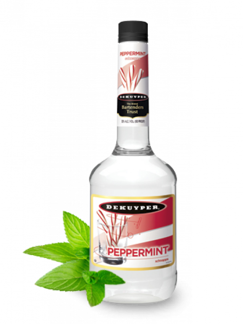 DeKuyper Peppermint Schnapps 1L