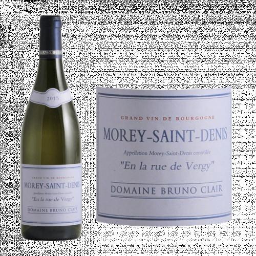 2015 Domaine Bruno Clair Morey-Saint-Denis en la Rue de Vergy 750ml