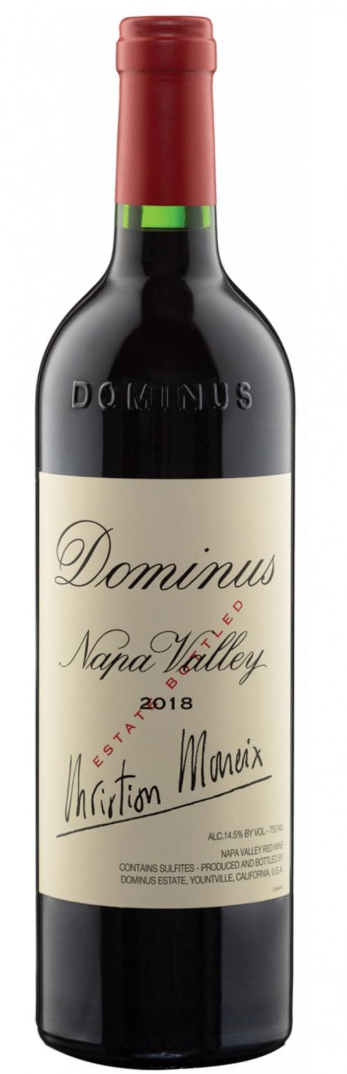 2018 Dominus Estate Napa Valley Red 750ml