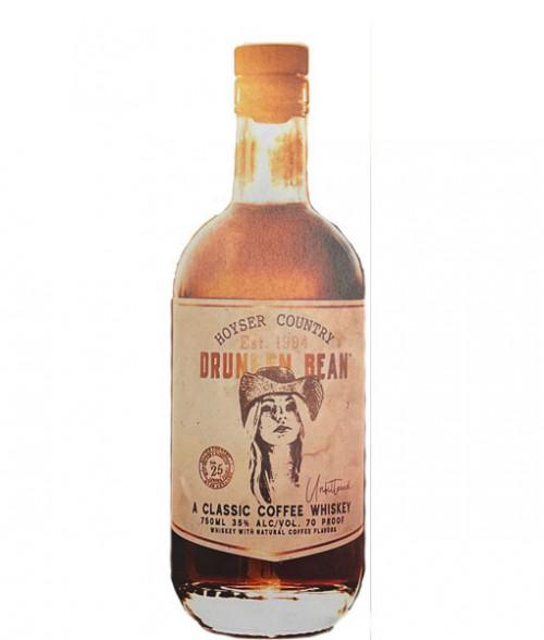 Hoyser Country Drunken Bean Coffee Whiskey 750ml