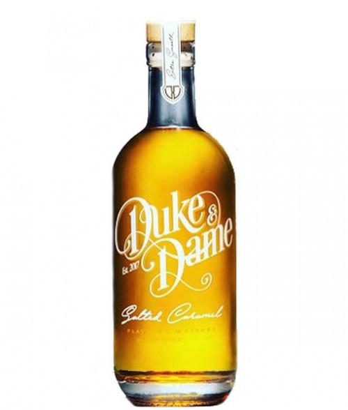 Duke & Dame Salted Caramel Whiskey 750ml