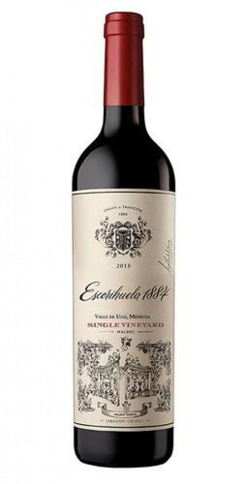 2019 Escorihuela 1884 Single Vineyard Malbec 750ml