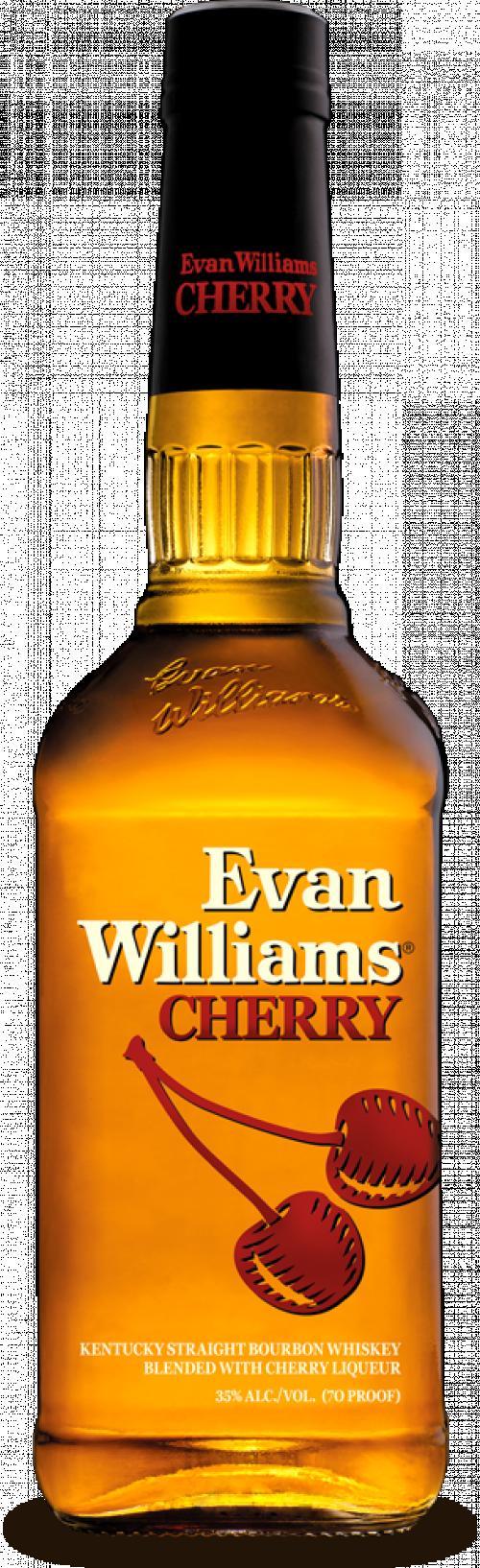 Evan Williams Cherry 750ml