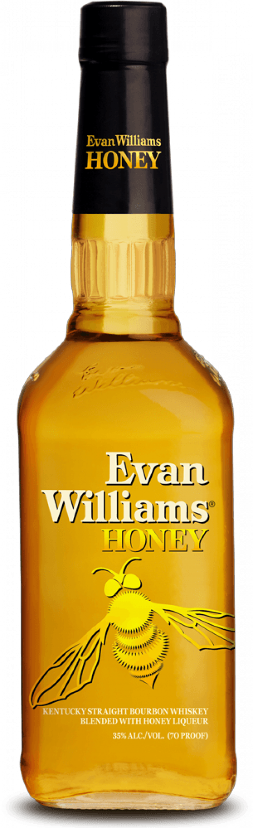Evan Williams Honey 750ml