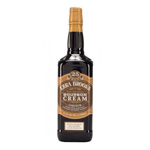 Ezra Brooks Bourbon Cream 750ml