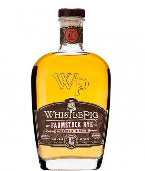 Whistle Pig Farmstock Rye Whiskey 750ml