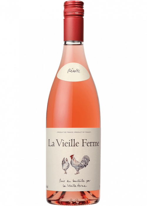2020 La Vieille Ferme Cotes Du Ventoux Rose 750ml