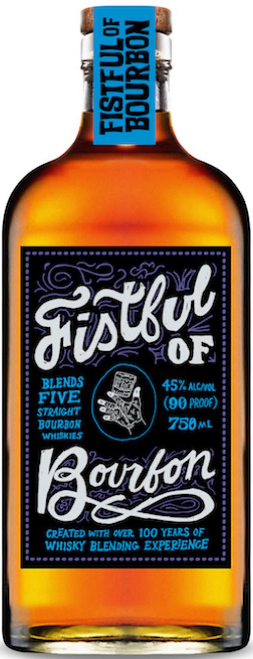 Fistful Of Bourbon Whiskey 750ml