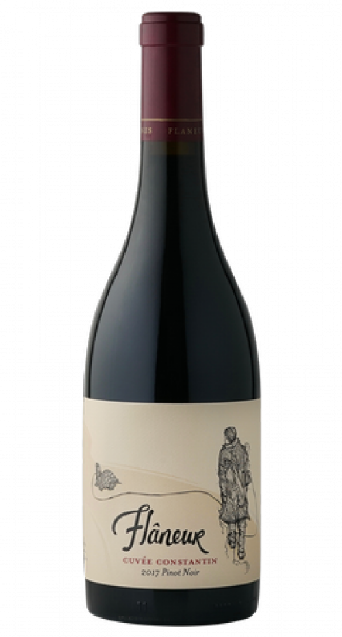 2016 Flaneur Cuvee Constantin Pinot Noir 750ml