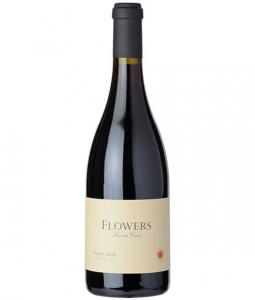 2018 Flowers Sonoma Pinot Noir 750ml