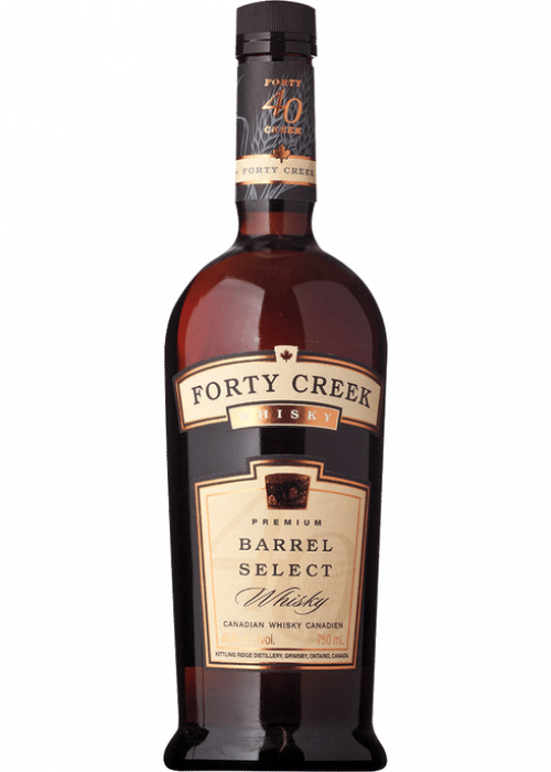 Forty Creek Barrel Select Canadian Whisky 1L