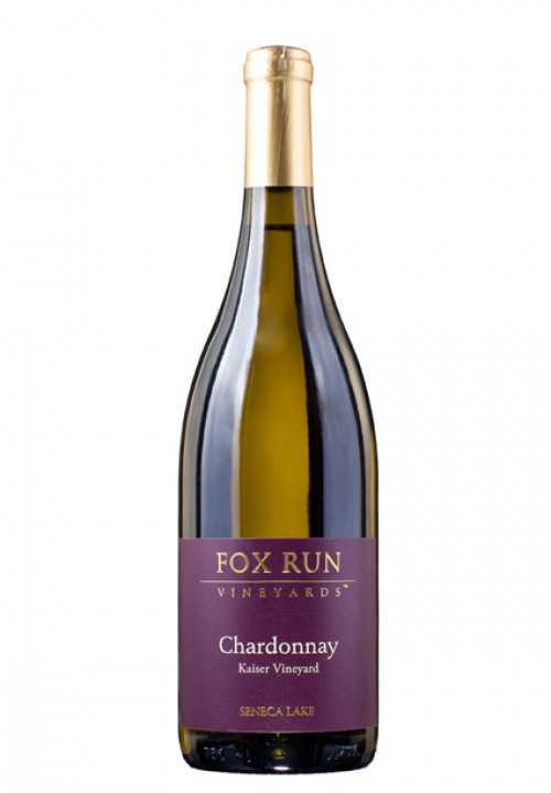 2018 Fox Run Kaiser Vineyard Chardonnay 750ml