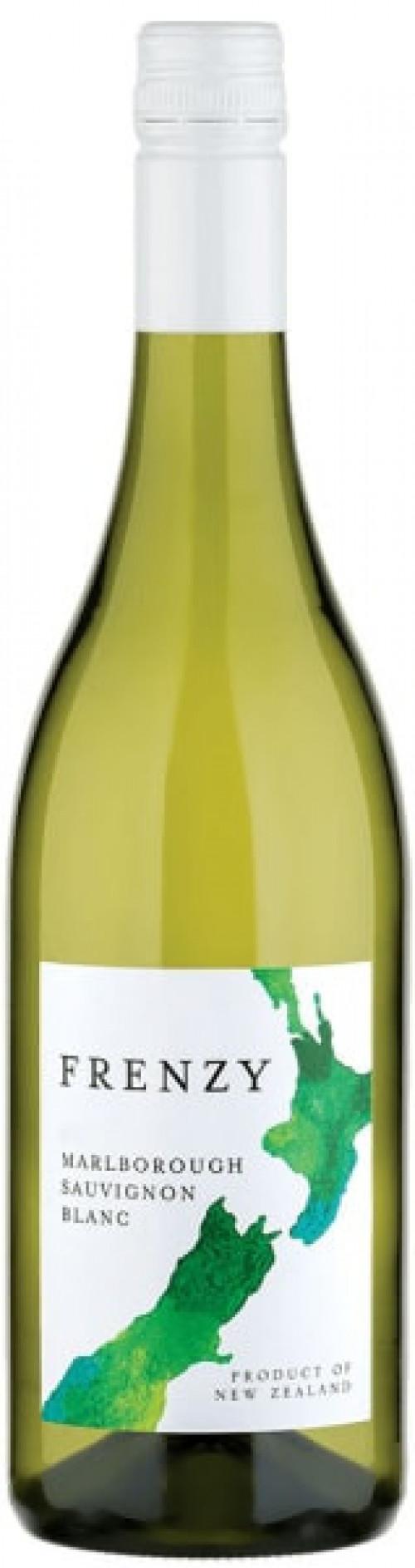 2021 Frenzy Sauvignon Blanc 750ml