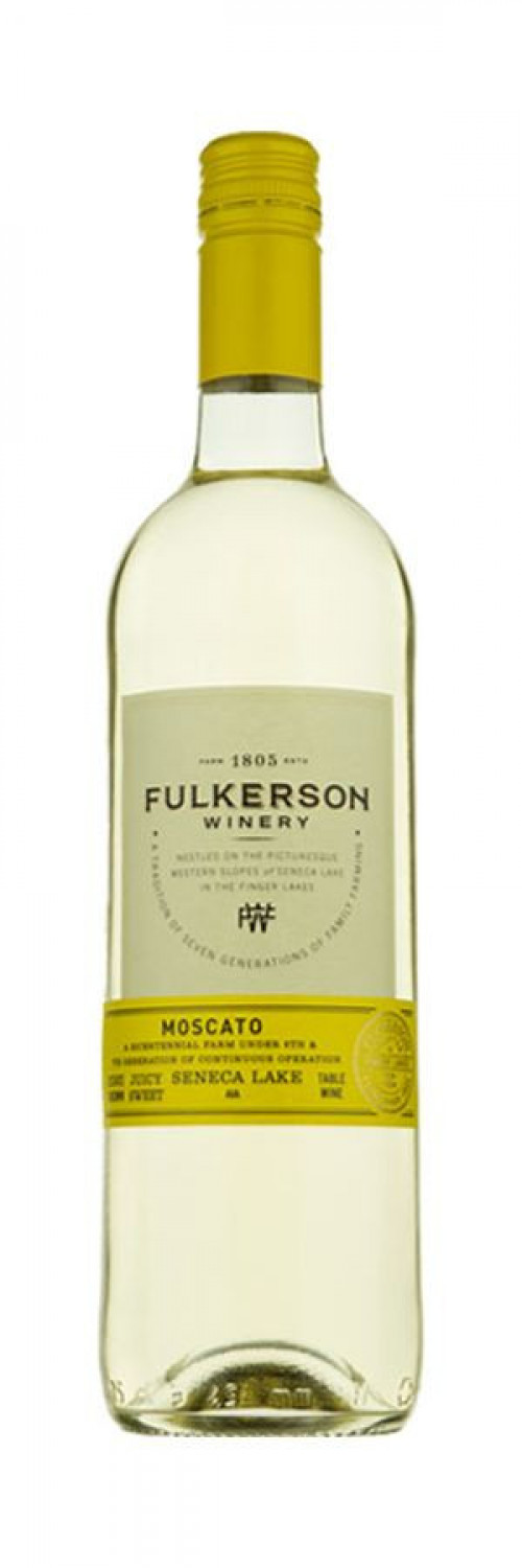 Fulkerson Moscato 750ml NV