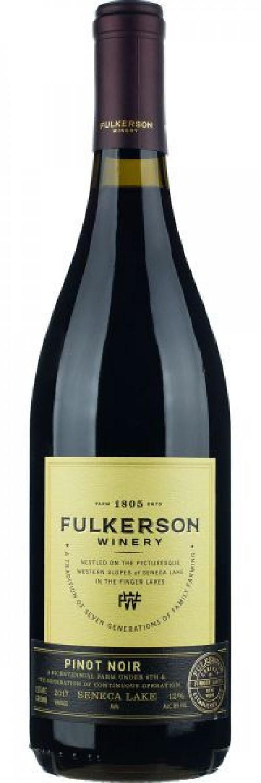 2019 Fulkerson Pinot Noir 750ml