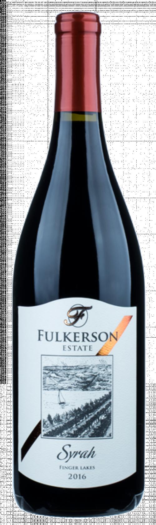 2017 Fulkerson Syrah 750ml