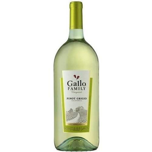 Gallo Family Pinot Grigio 1.5L NV