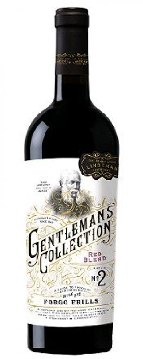 2018 Gentlemans Collection Red 750ml