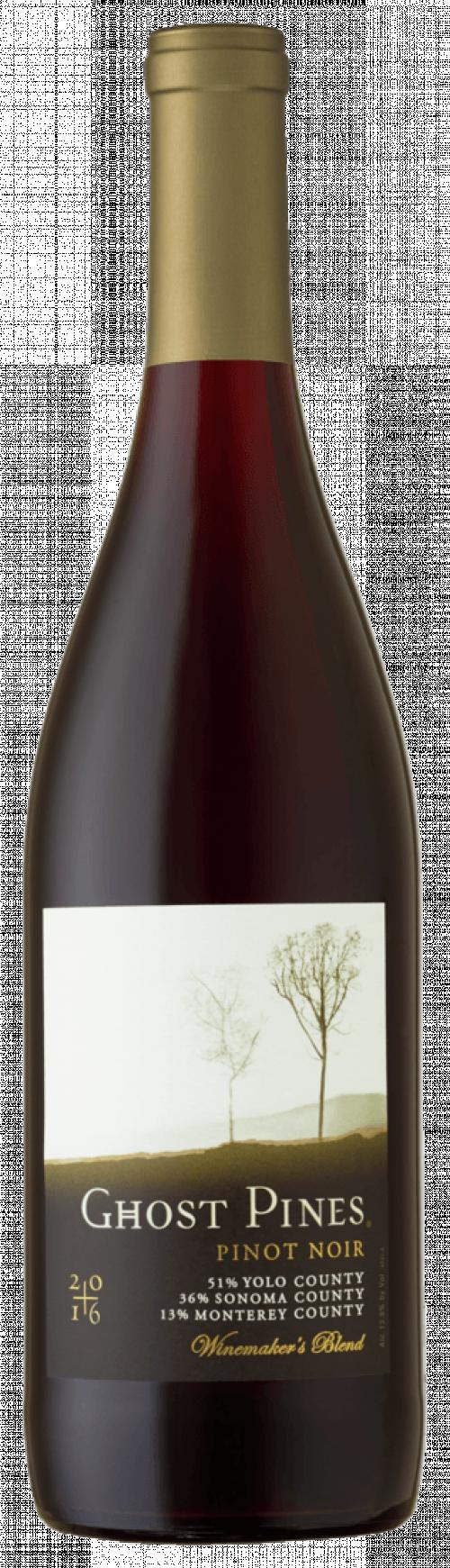 2016 Ghost Pines Pinot Noir 750ml