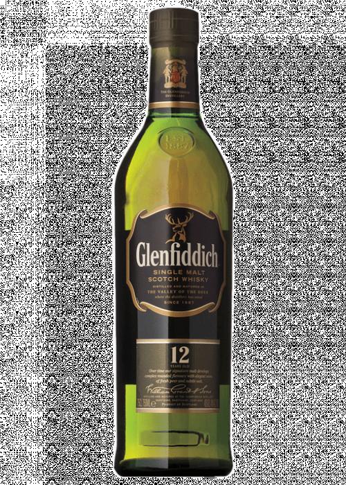 Glenfiddich 12Yr Single Malt Scotch 750ml