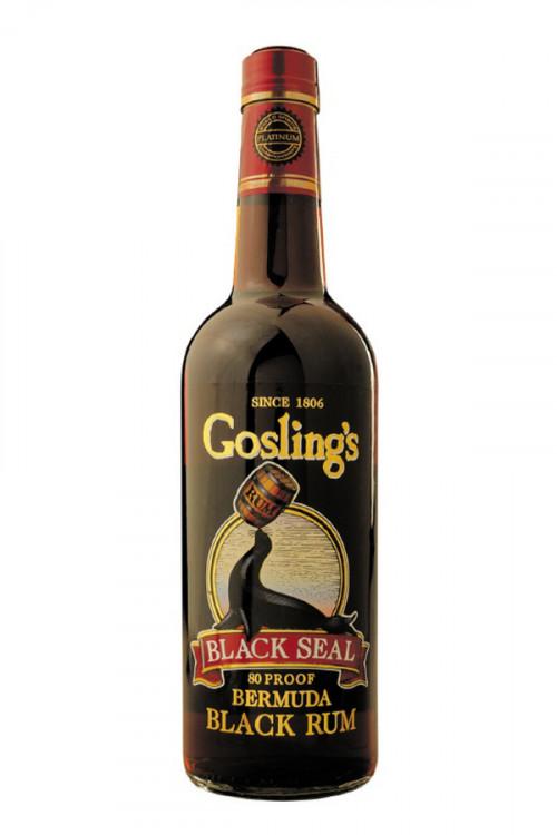 Gosling's Black Seal Dark Rum 1L