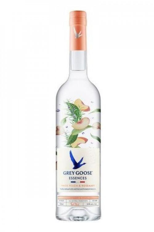 Grey Goose Essences White Peach & Rosemary Vodka 1L