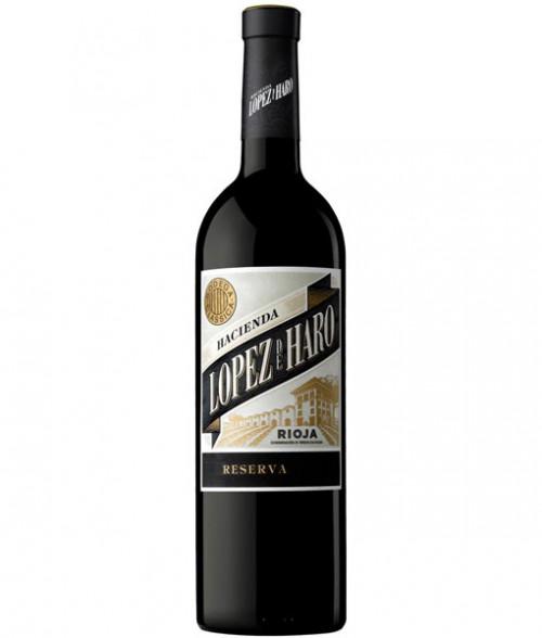 2015 Hacienda Lopez De Haro Rioja Reserva 750ml